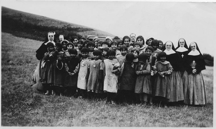 Catholic order vows to disclose residential school records