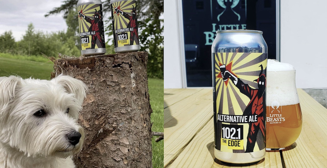 Toronto radio station teams up with local breweries to launch beer for charity