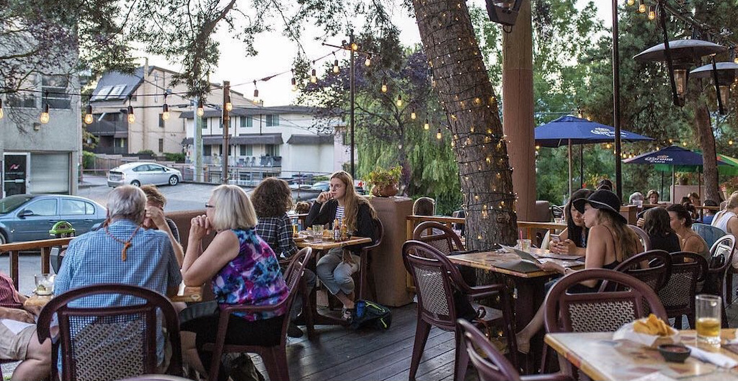 9 stunning Vancouver patios with great happy hour deals