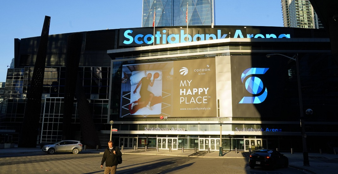 Raptors, Leafs tickets to be given away at Scotiabank Arena vaccine clinic