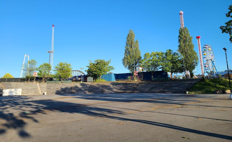 pne amphitheatre existing