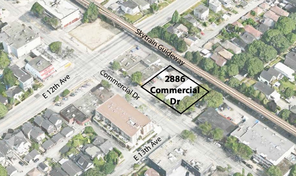 2886 Commercial Drive Vancouver