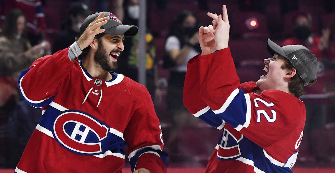 Montreal Canadiens begin Stanley Cup Final on Monday