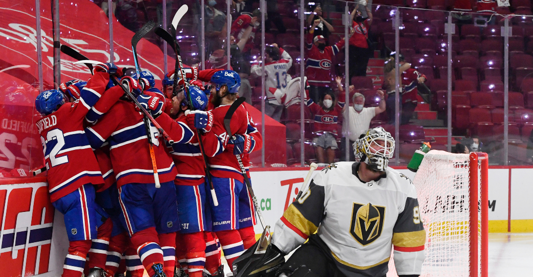 Hockey fans react to Montreal Canadiens' first Stanley Cup Final appearance since 1993