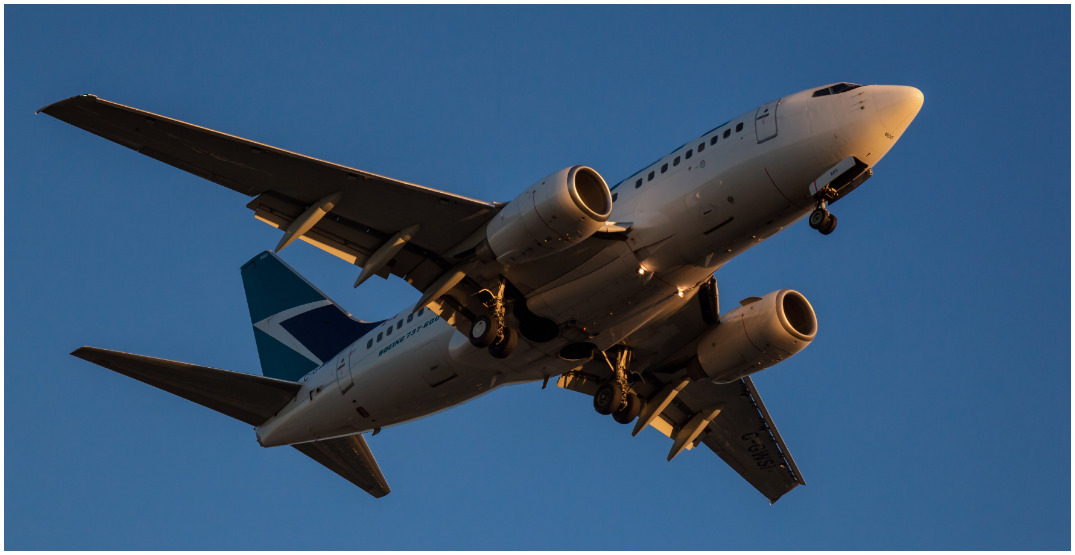 WestJet restarting eight domestic routes across BC by next month