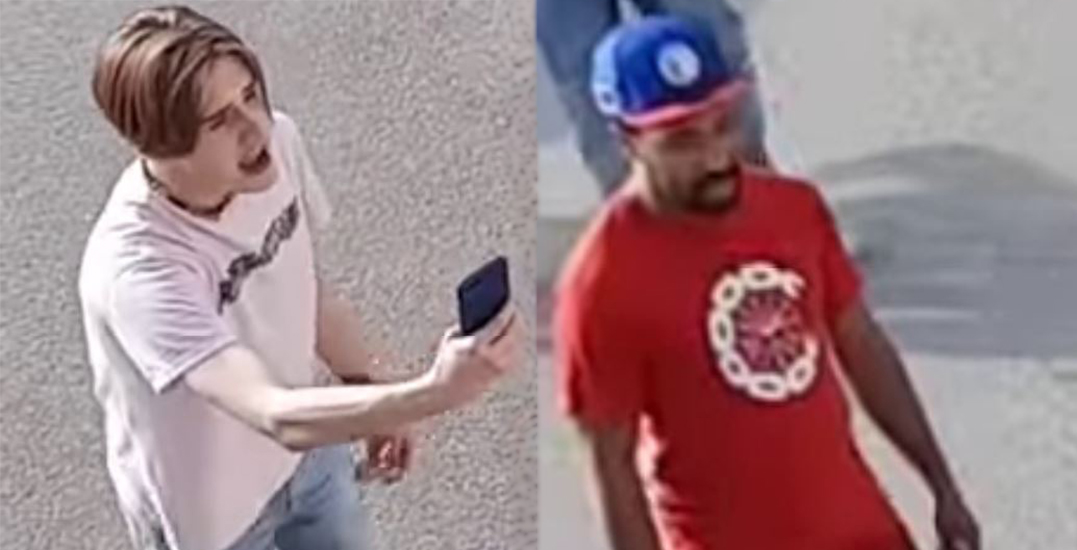 VPD seeking help to identify suspects who allegedly assaulted police at English Bay