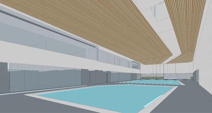 toronto aquatics centre