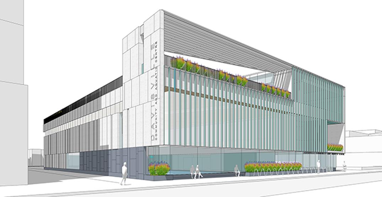 Toronto is getting a brand new aquatics and community centre