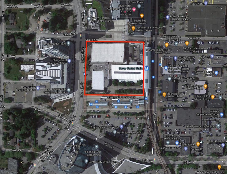 10275 City Parkway Surrey Centre Block