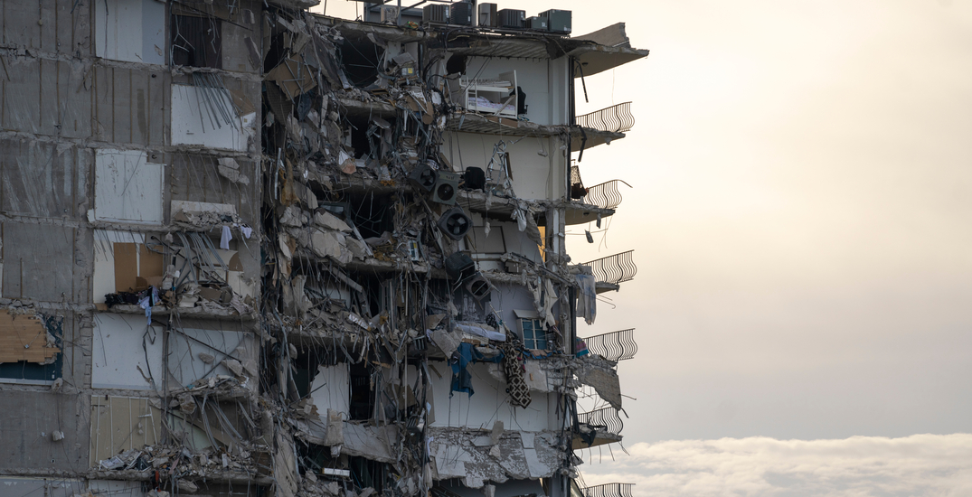 """At least four Canadians """"may be affected"""" by Miami condo collapse"""