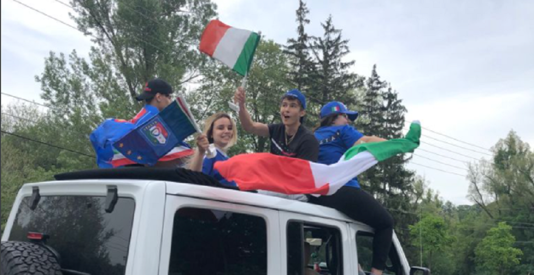 Italian fans around the GTA were going wild for huge Euro 2020 win