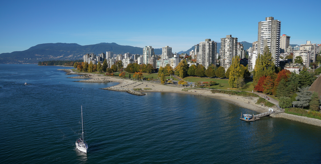 """Body found floating """"close to shore"""" at English Bay"""