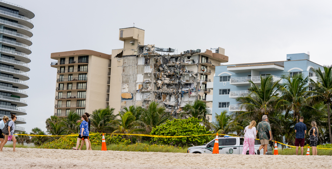 """Four Canadians from three families """"unaccounted for"""" in Miami condo collapse"""