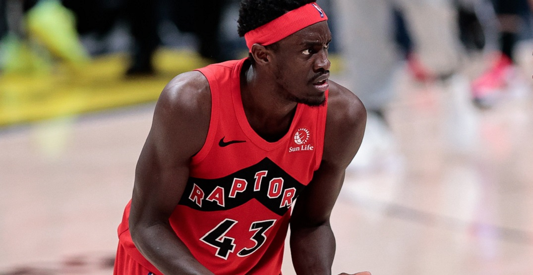 Golden State could be looking to trade for Raptors' Siakam: report