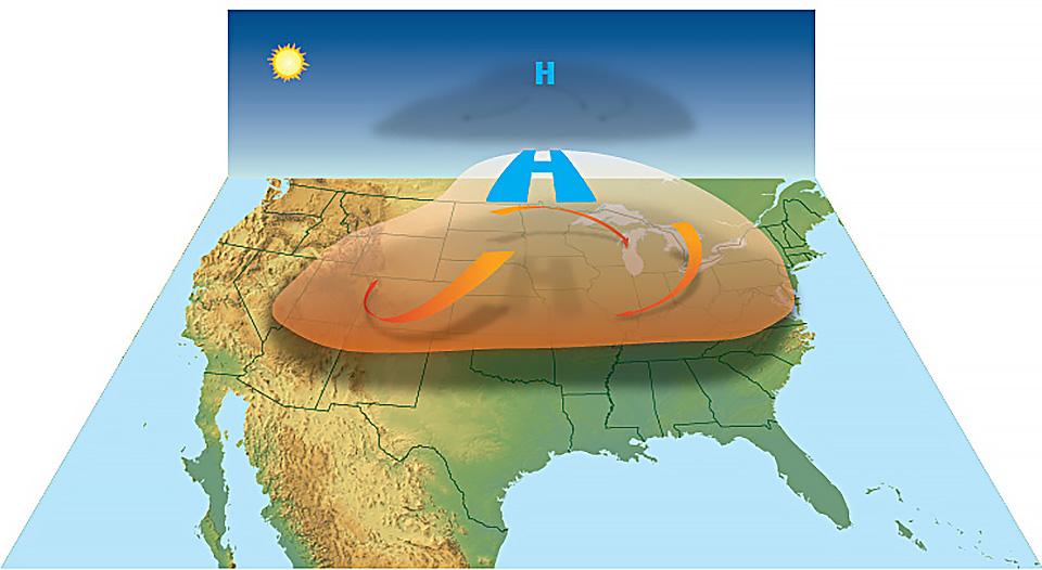 heat dome