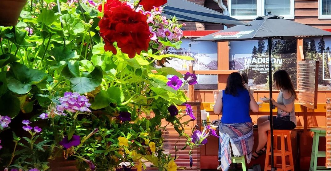 Best patios in Toronto to hit up on Canada Day