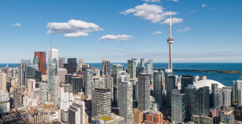 The average Toronto rent price is now almost $2,000