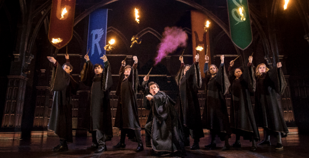 """""""Harry Potter and the Cursed Child"""" will finally have its Canadian premiere"""