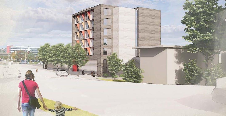 50 homes for Indigenous homeless proposed near SkyTrain Renfrew Station