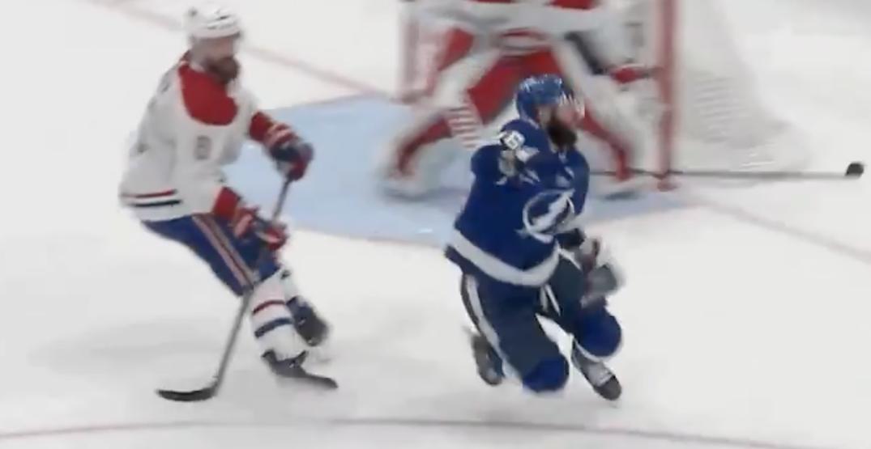 NHL fines Canadiens' Weber for slash on Lightning's Kucherov