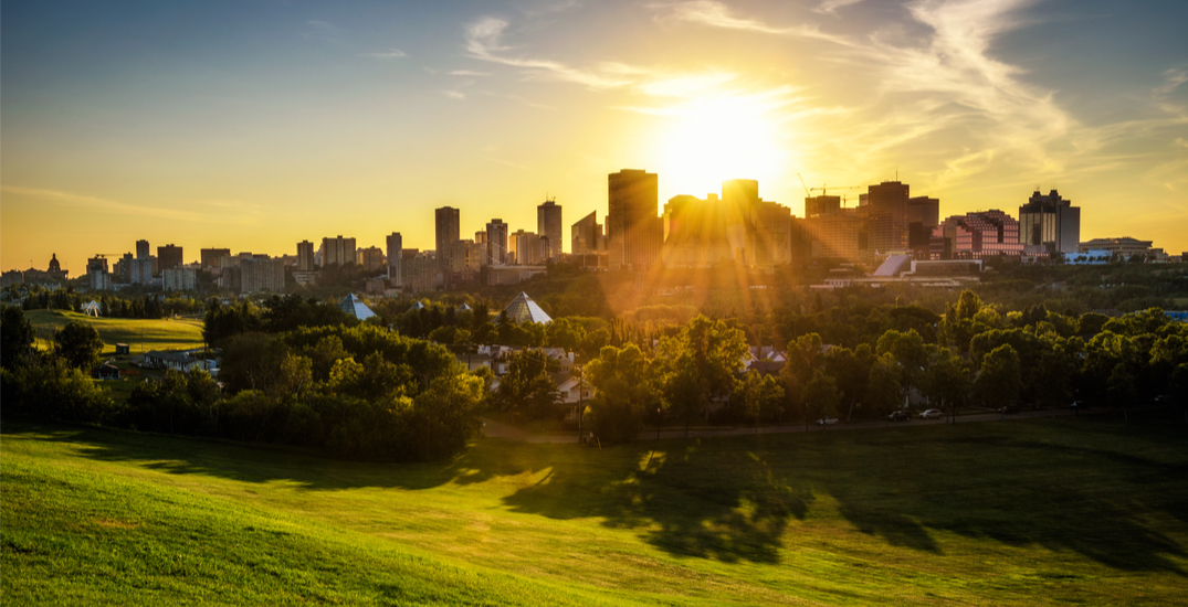 Environment Canada issues heat warning for Edmonton
