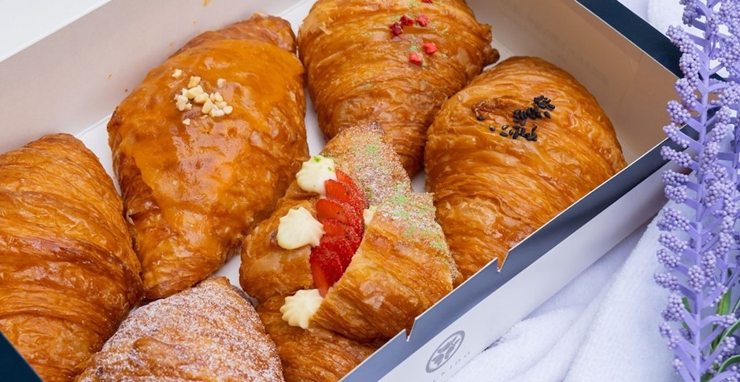 Japanese-French croissant chain opens second Toronto location