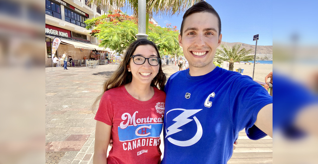"""Relationship faces """"big test"""" during Canadiens-Lightning Stanley Cup Final"""