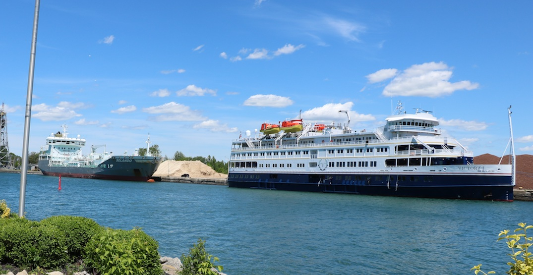 This Ontario city is about to become a cruise ship destination