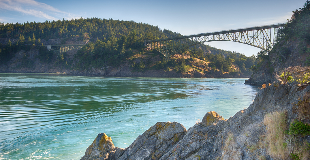 7 ferry trips from Seattle that are perfect for a short weekend getaway