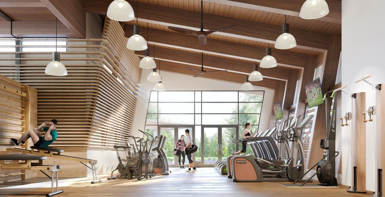 Developer pioneers Canada's first condo gym with zero environmental impact