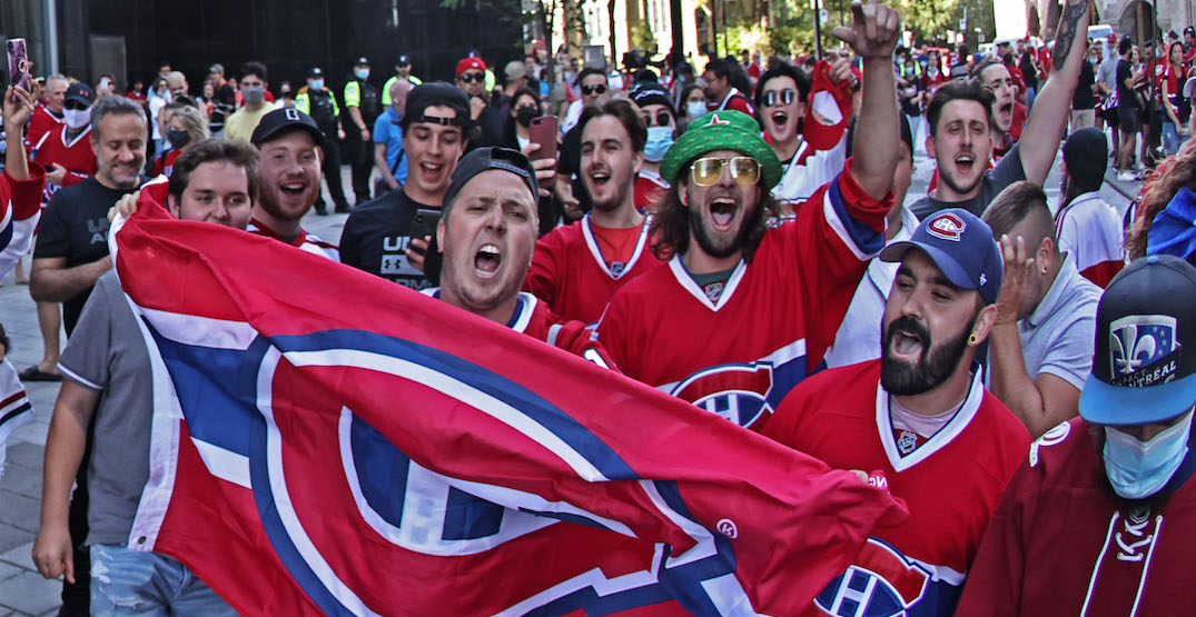 Canadiens hosting 3,500-person viewing party at Bell Centre for Game 2