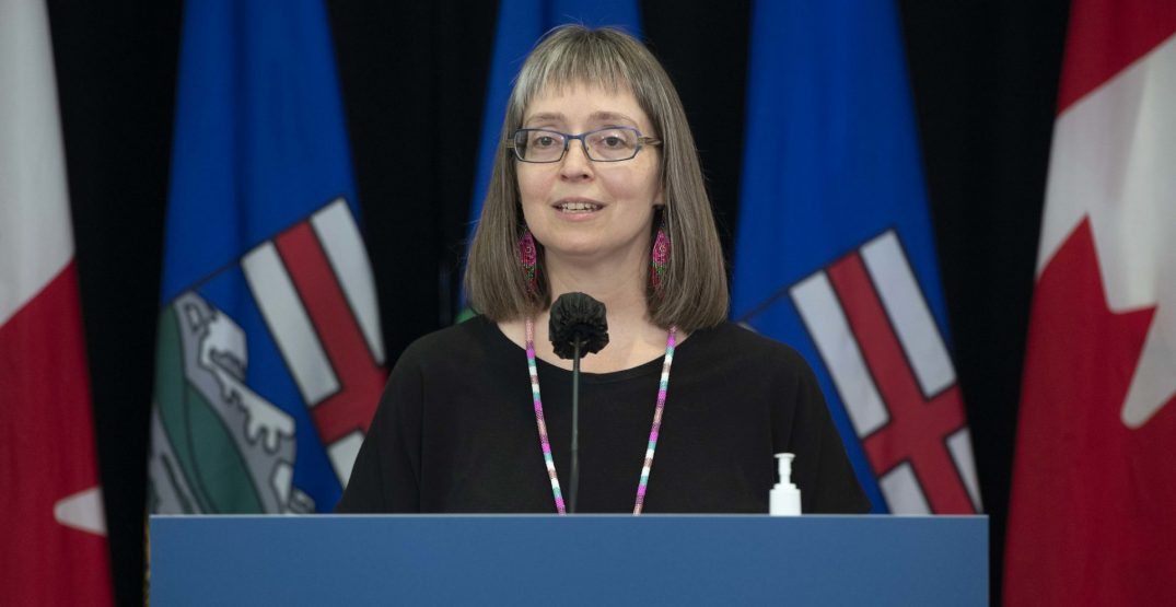 Alberta reports lowest number of active COVID-19 cases since August 2020