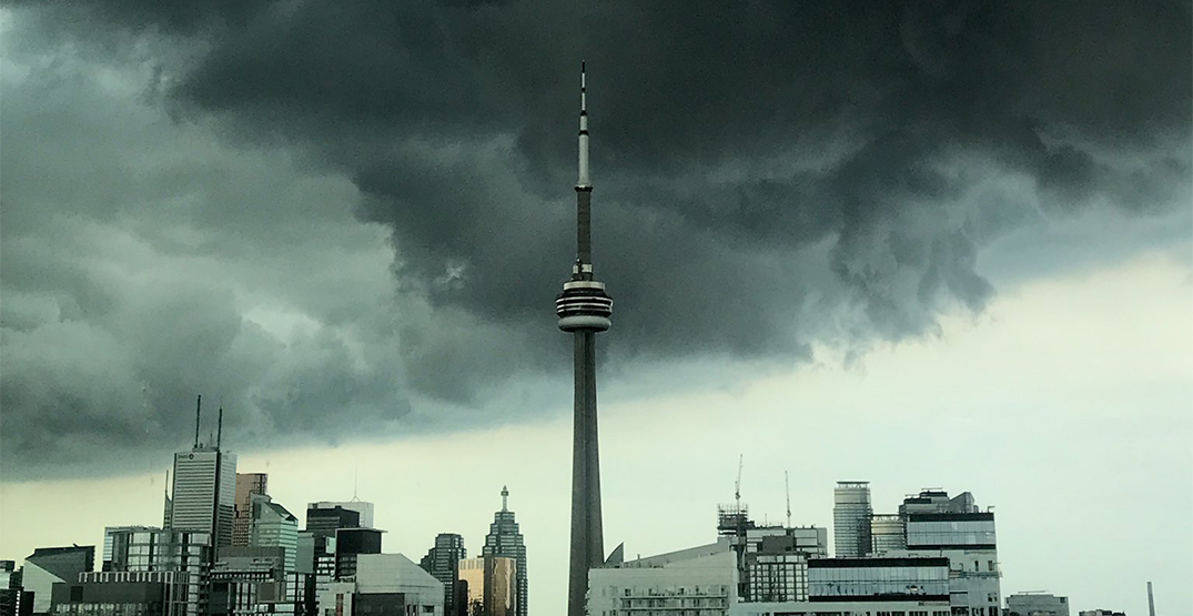 Severe summer thunderstorm brings flooding to parts of Toronto