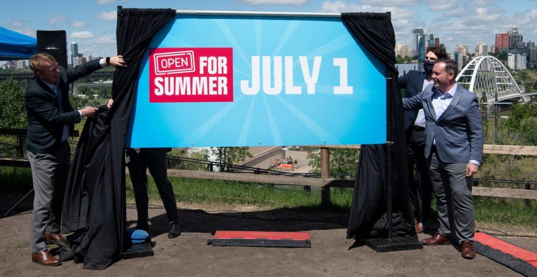 Stage 3 of Alberta's reopening plan set to begin tomorrow