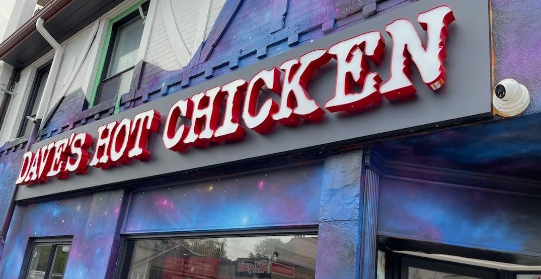 Peek inside Toronto's second Dave's Hot Chicken location (PHOTOS)