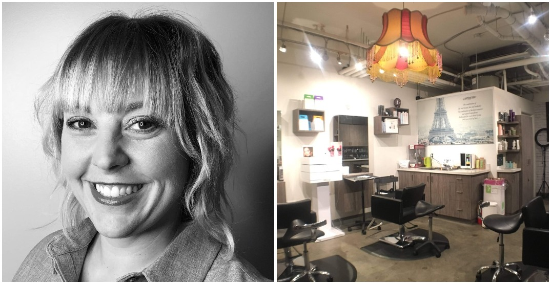 """These salons are """"spreading the hair love"""" throughout Vancouver"""