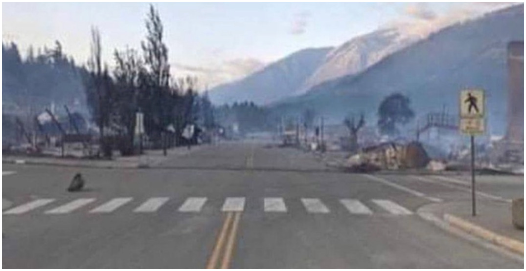 Multiple fundraisers launched to help Lytton, BC wildfire victims