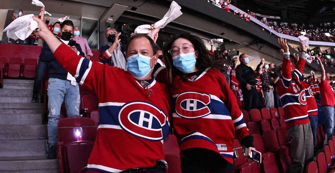 Here's how much Canadiens Stanley Cup Final tickets cost in Montreal right now