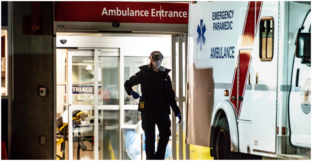 Vancouver woman carried to hospital due to ambulance wait times