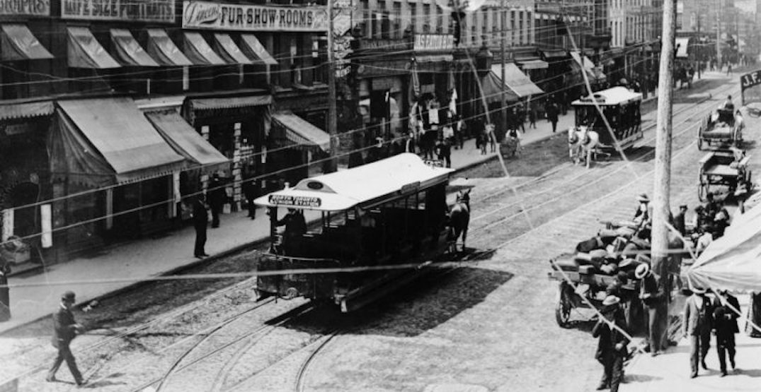 How Toronto public transit has changed in the last 170 years (PHOTOS)