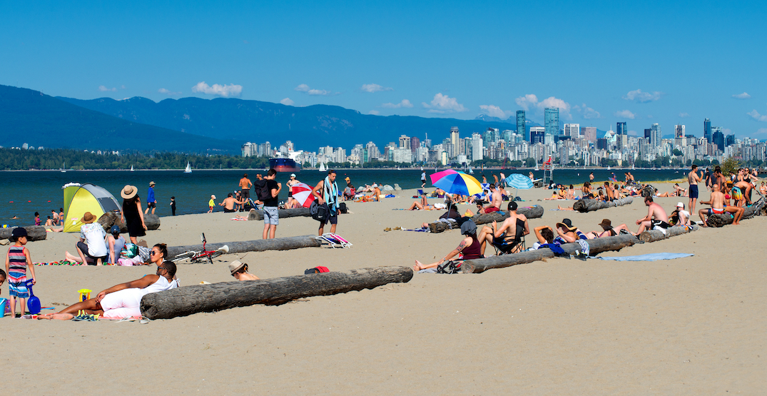 Hot, hot hot: Vancouver forecast calls for seven days of sun, highs of 31°C