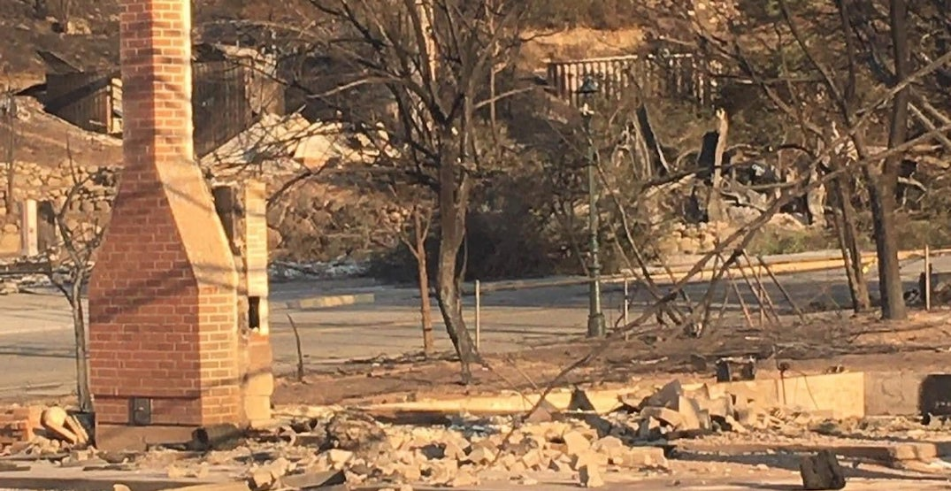 Chinese history museum amongst buildings destroyed by Lytton wildfire