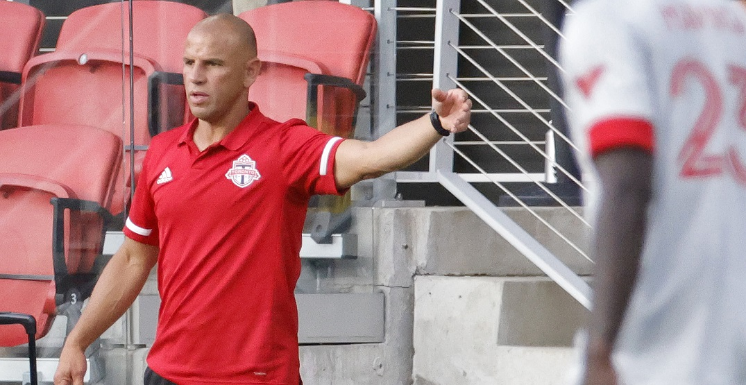 Toronto FC fires coach Armas after franchise-worst loss