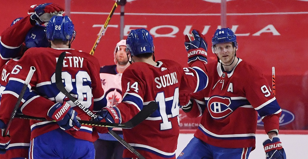 Canadiens shake up power play ahead of Stanley Cup Final Game 4