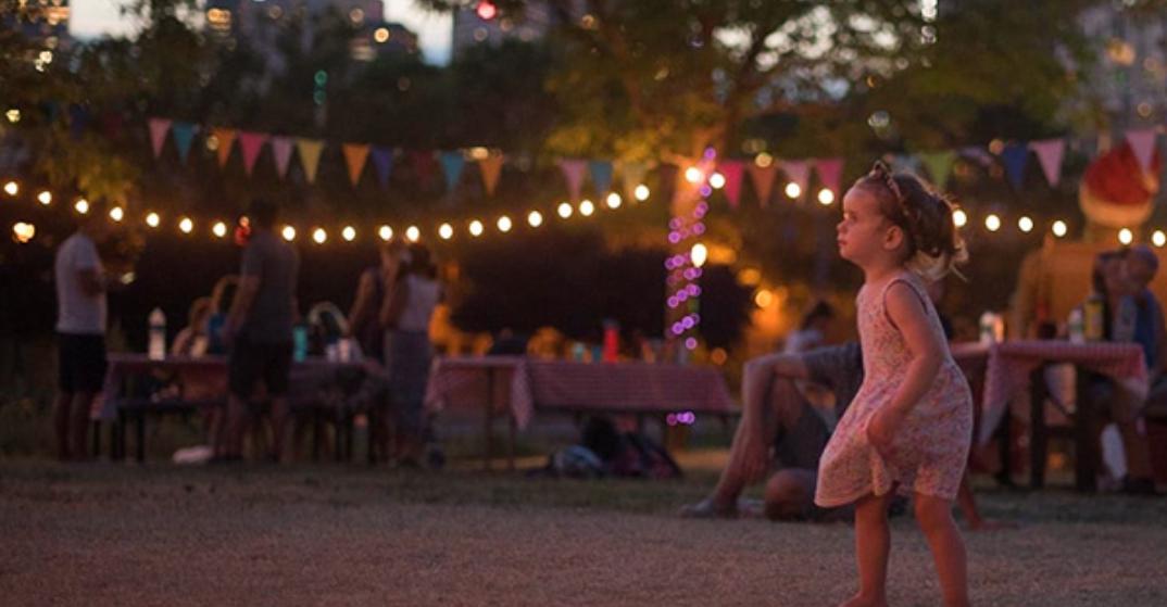 New outdoor entertainment venue opens at Parc Jean-Drapeau