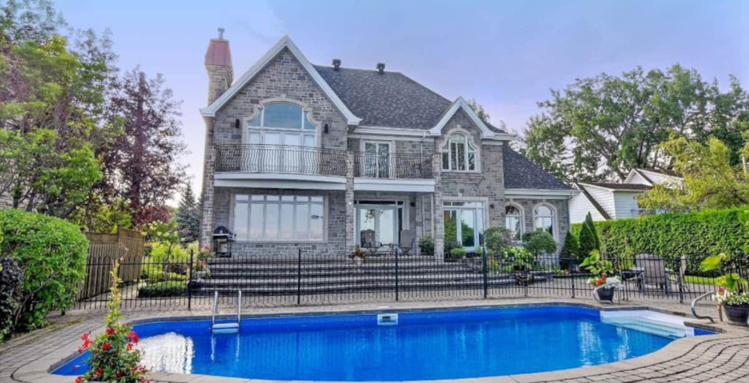 Airbnbs with pools you can rent this summer in Montreal (PHOTOS)
