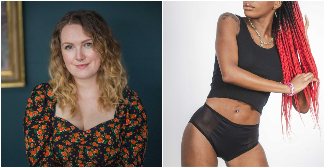 These period-proof underwear are revolutionizing menstrual products