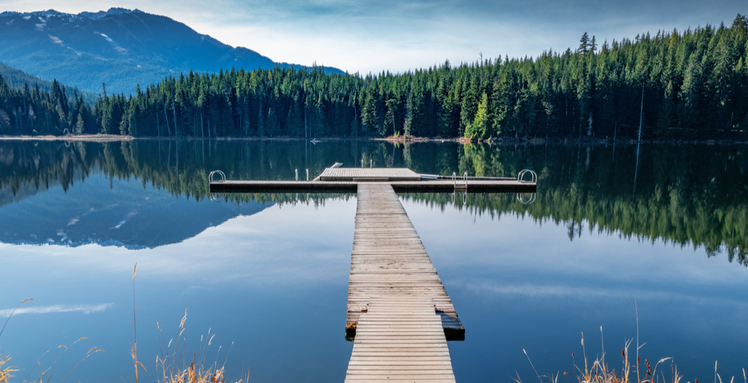 Park closures in effect at Whistler's Lost Lake