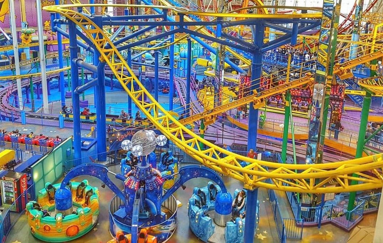 Hasbro-themed rides heading to revamped Galaxyland