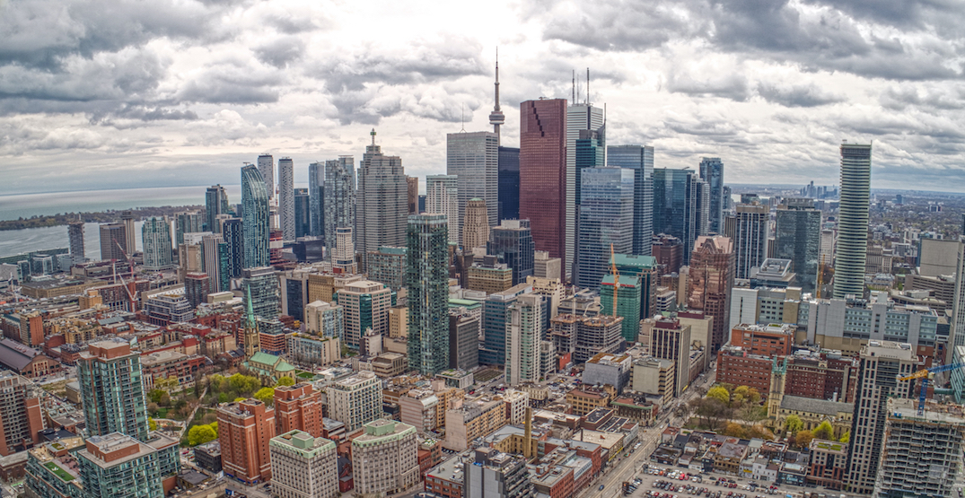 The number of homes for sale the GTA still at a historic low